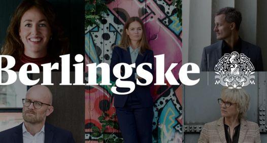 Berlingske's cover image