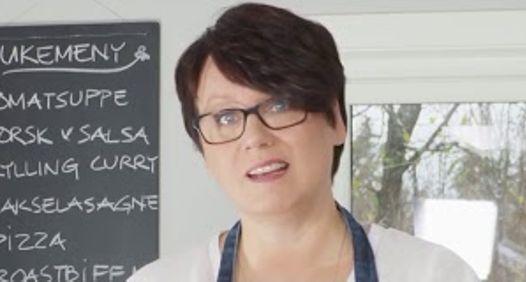 Trine Sandbergn kansikuva