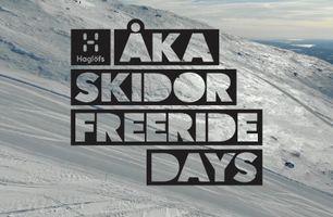 Åka Skidor Freeride Days