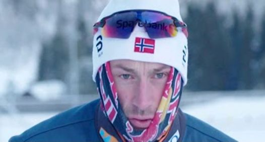 Petter Northug's cover image