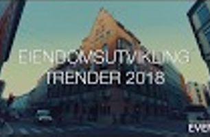 Eiendomsutvikling - trender 2019